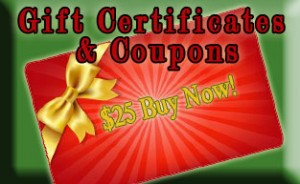 Carfagna's Restaurant Gift Certificates